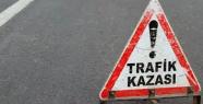 Urfa'da trafik kazası: 2 ölü 4 yaralı