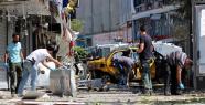 Van'da Bayram Günü Bombalı Araçla Saldırı!...