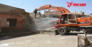 Yeni yol için 25 ev yıkılıyor