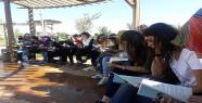 Yenişehir Gençlik Merkezinden Üniversitede Okuma Etkinliği