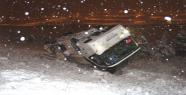 Yolcu Otobüsü Şarampole Yuvarlandı: 1 Ölü, 34 Yaralı
