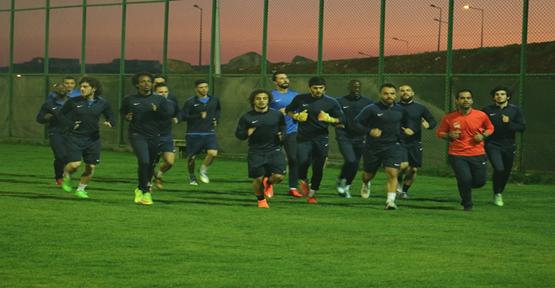 Trabzon hazırlıkları başladı