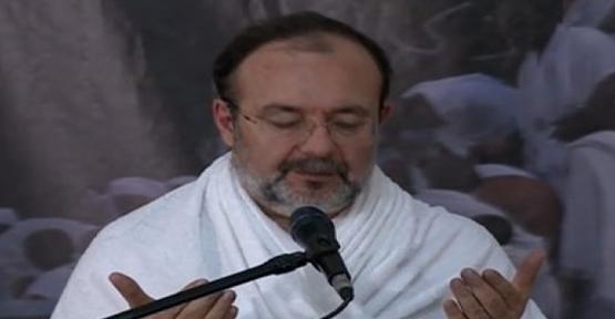 Türk Hacılar Arafat'a Çıktı