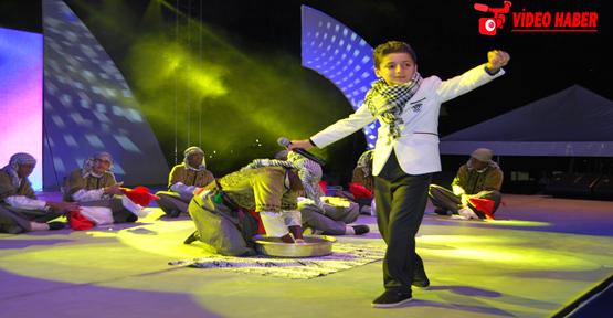 Türkçe Olimpiyatlarında Çiğköfteli Sıra Gecesi