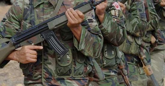 Türkiye asker sayısı