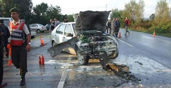 Türkiye'de Bayram bilançosu: 42 ölü, 273 yaralı