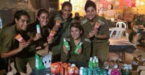 Ünlü markadan İsrail'e tam destek