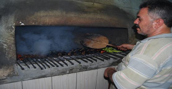 Urfa balcanlı kebap sezonu açıldı