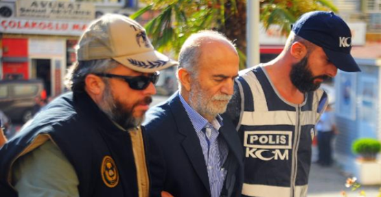 Urfa eski valisi Harput tutuklandı