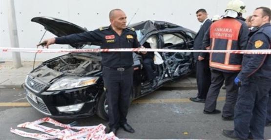 Urfa milletvekili kaza geçirdi
