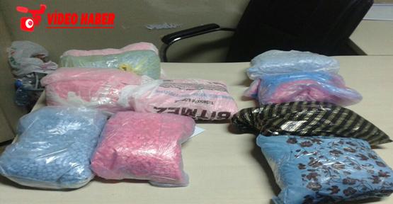 Urfa Polisi uyuşturucuya savaş açtı