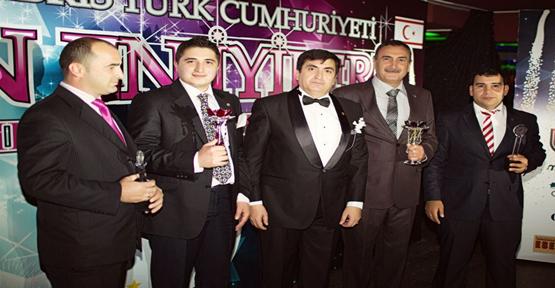 Avrupa Gazetecileri Derneği Ödülleri Dağıtıldı