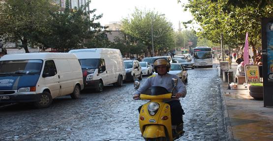 Urfa trafiği çözüm bulamıyor