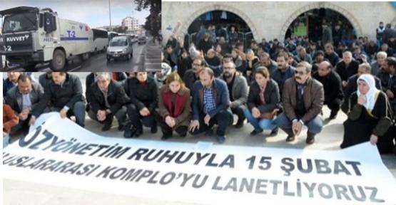 Urfa'da 15 Şubat alarm