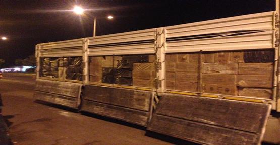 Urfa'da 180 Bin Paket Kaçak Sigara Yakalandı