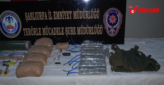 Urfa'da 2 DEAŞ üyesi canlı bomba yakalandı