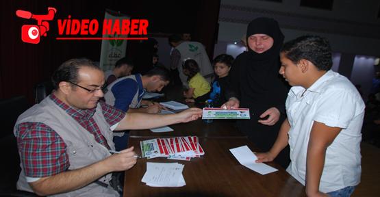Urfa'da 400 Suriyeli Yetime Para Yardımı