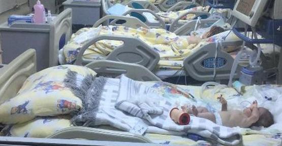 Urfa'da 4 aylık bebeğe H1N1 teşhisi