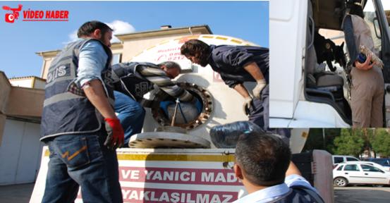 Urfa'da 500 kilo esrar yakalandı