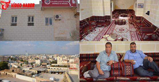 Urfa'da basın yenileniyor