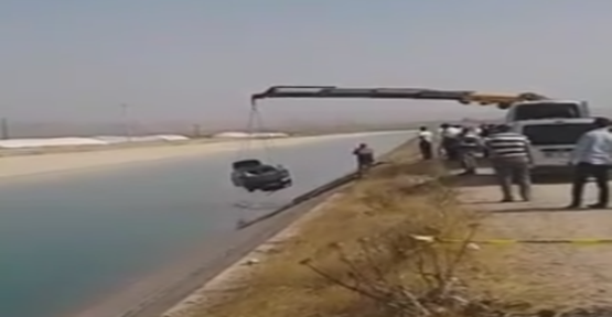 Urfa'da bir aydır kayıp olan kişi sulama kanalında bulundu