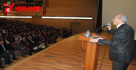 Urfa'da çözüm süreci konferansı
