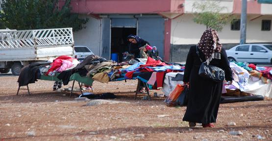 Urfa'da dar gelirli ailelerin uğrak yeri