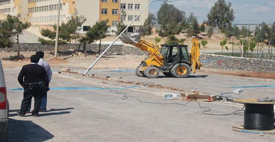 Urfa'da elektrik akımdan 3 kişi yaralandı