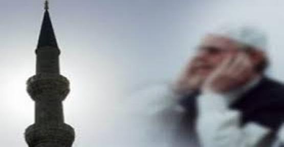 Urfa'da Ezanı Dört Dakika Erken Okudu