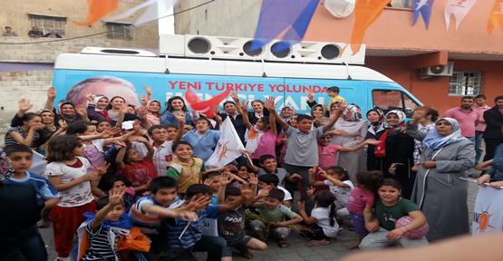 Urfa'da Fakıbaba sevgisi başka