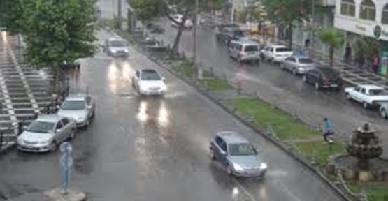 Urfa'da hava sıcaklığı düşüyor