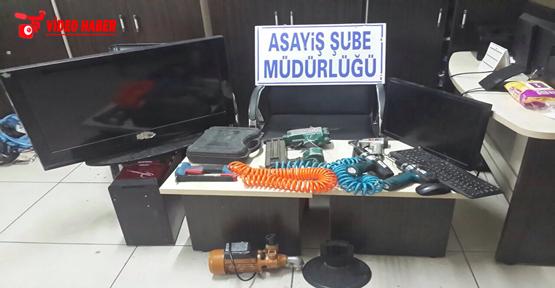 Urfa'da hırsızlık şüphelileri yakalandı