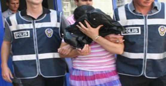 Urfa'da Hırsızlık Şüphelisi 2 Kadın Tutuklandı