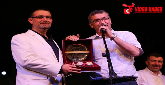 Urfa'da İbrahim Sadri Rüzgarı
