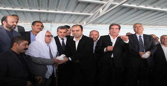 Urfa'da kan davası barışma sonuçlandı