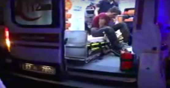 Urfa'da kavga, 1 yaralı