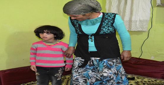 Urfa'da kaybolan küçük kız bulundu