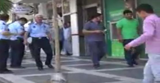 Urfa'da koruktan yemek kazanı