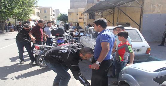 Urfa'da Narkotim okul çevrelerinde göz açtırmıyor