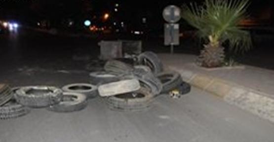 Urfa'da olaylı gece