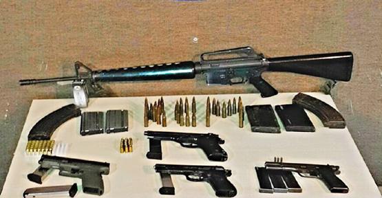 Urfa'da operasyon , 4gözaltı