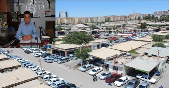 Urfa'da oto satıma bedelli vurmadı