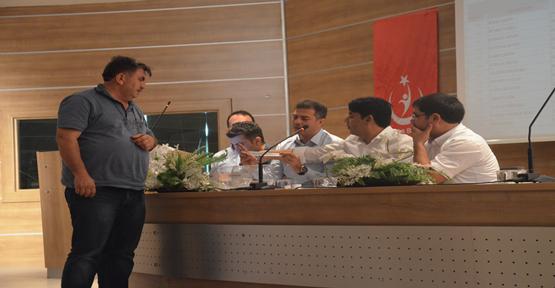 Urfa'da sağlık personelinde kura heyecanı