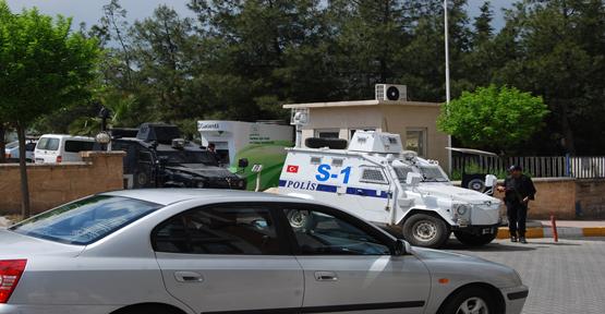 Urfa'da şehit polis operasyonu ,35 gözaltı