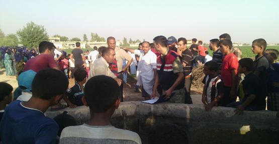 Urfa'da serinlemek isteyen çocuk boğuldu