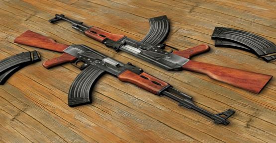 Urfa'da silah kaçakçılığına tutuklama