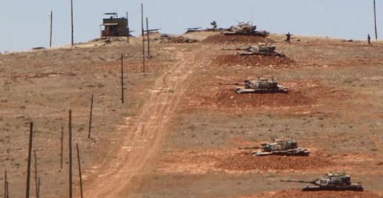 Urfa'da sınırda 3 YPG yakalandı