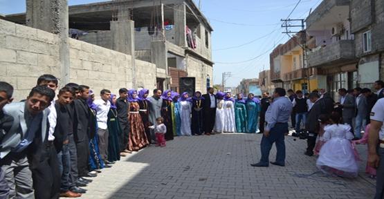 Urfa'da Sokak düğünlerine yasak