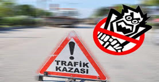 Urfa'da, Tarım işçilerini taşıyan araç kaza yaptı 1 Ölü 20 yaralı