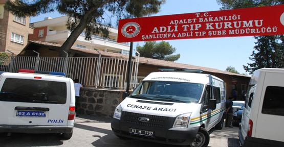 Urfa'da trafik kazası,1 ölü